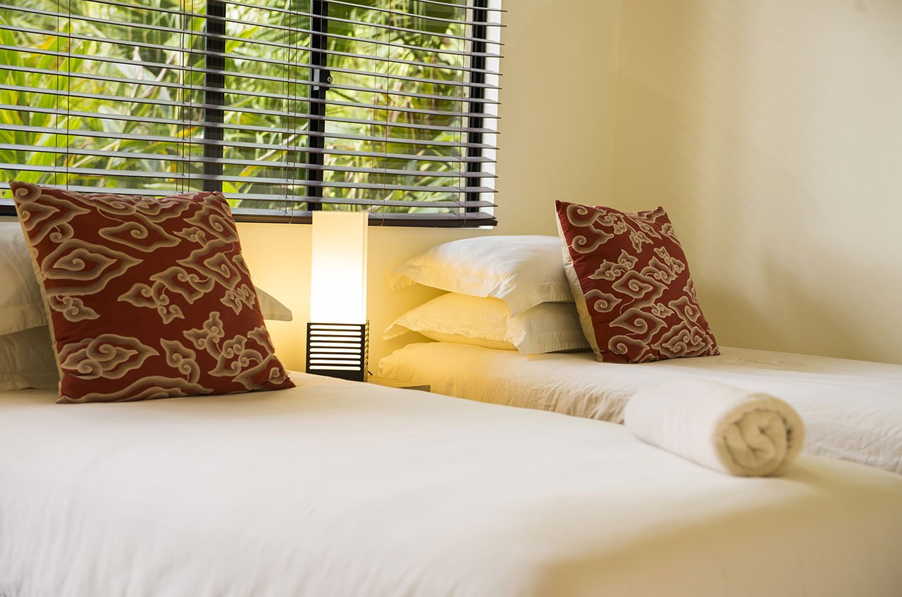 Double Room (single beds)